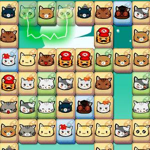 เกมส์ เกมส์จับคู่แมว