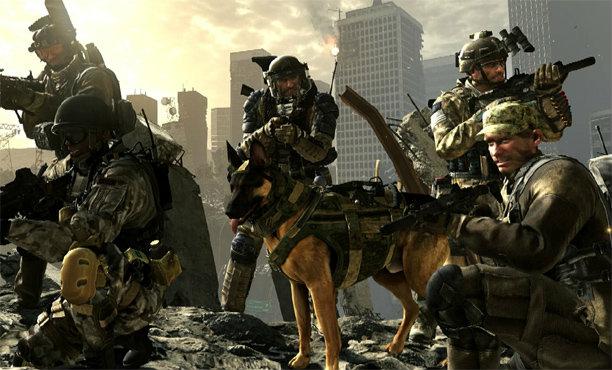 Call of Duty: Ghosts ลดการใช้แรมจากเหลือ 4GB