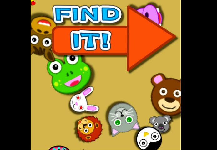 เกมส์ Find It!