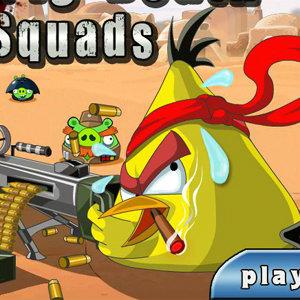 เกมส์ยิงเกมส์แองกี้เบิร์ดยิงหมูเขียว
