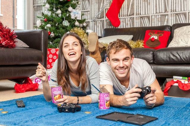 Game Christmas Tinner