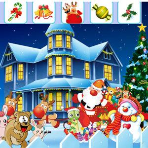 เกมส์หาของ เกมส์หาของกับลุงซานต้า