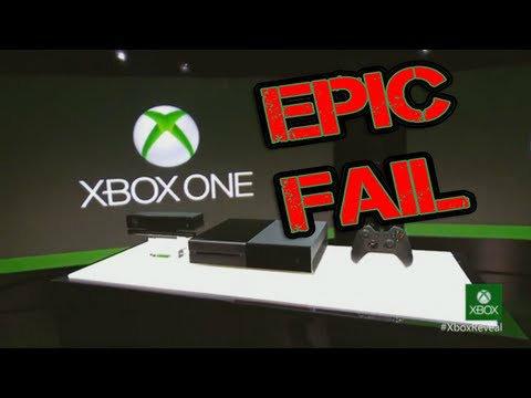 Epic Fail 2013