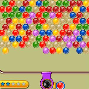 เกมส์ยิงลูกบอล เกมส์ยิงบอลหลากสีสัน