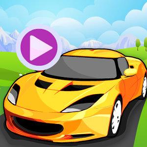 เกมส์รถแข่ง เกมส์ซิ่งรถในสนามแข่ง