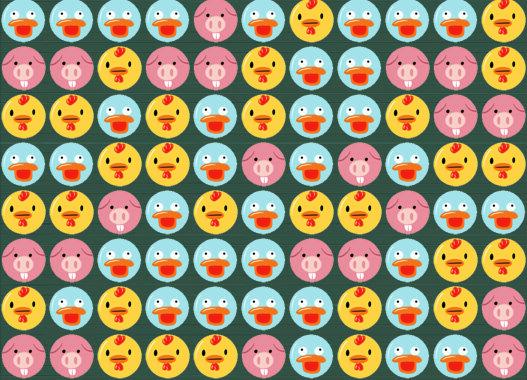เกมส์ Animal Puzzle Pop