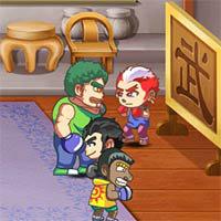 เกมส์ต่อสู้ เกมส์สองพี่น้องยอดนักสู้2