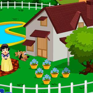 เกมส์แต่งบ้าน เกมส์สร้างบ้านในสวน