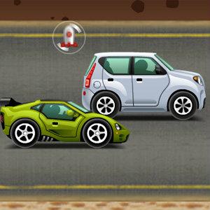เกมส์รถแข่ง เกมส์นักซิ่งท้าความตาย