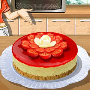 เกมส์ เกมส์ทำชีสเค้กเบอรี่