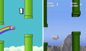 เชื่อหรือไม่? มีเกมเลียนแบบ Flappy Bird เกิดทุก 24 นาที