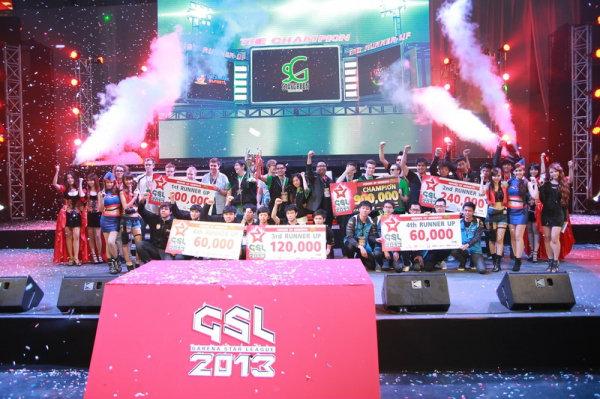 Garena Star League 2014 มหกรรมงานเกมสุดยิงใหญ่