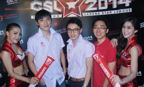 คึกคัก!! เกมเมอร์แห่เข้าร่วมงาน GSL 2014