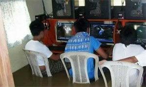 วิวัฒนาการร้านอินเตอร์เน็ต !!!