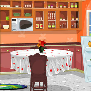 เกมส์ เกมส์แต่งห้องครัว