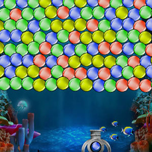 เกมส์ยิงลูกบอล เกมส์ยิงลูกบอล Bubble Ocean