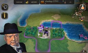 Civilization Revolution 2 ยึดครองโลกใน iOS