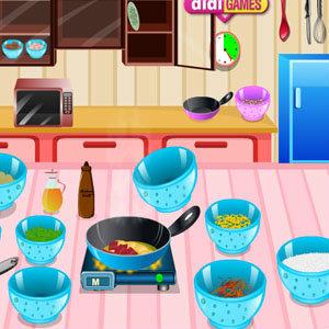 เกมส์ทำอาหาร Easy Paella