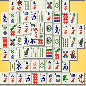 เกมส์ เกมส์จับคู่ Mahjong