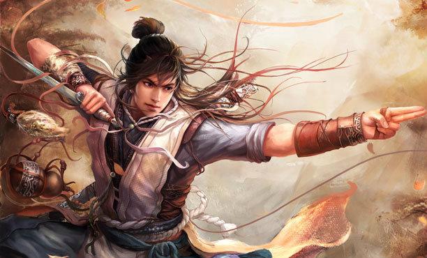 เปิดตัว Swordman Online กระบี่เย้ยยุทธจักรออนไลน์