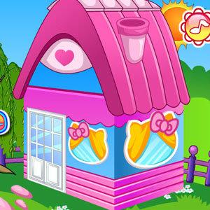 เกมส์ เกมส์แต่งบ้าน  Lovely House Design