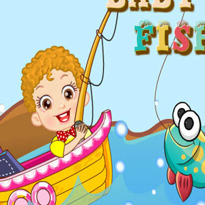 เกมส์เลี้ยงปลาเกมส์เด็กจอมซนตกปลา