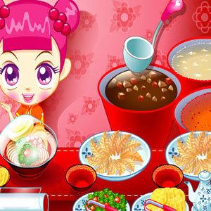 เกมส์ทำอาหาร เกมส์ทำอาหารญี่ปุ่น
