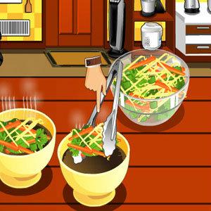 เกมส์ทำอาหาร เกมส์ทำซุปเนื้อ