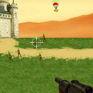 เกมส์แอบซุ่มยิงปืน