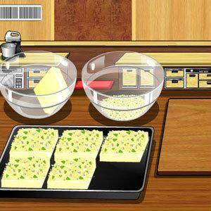 เกมส์ทำกุ้งราดหน้าขนมปัง