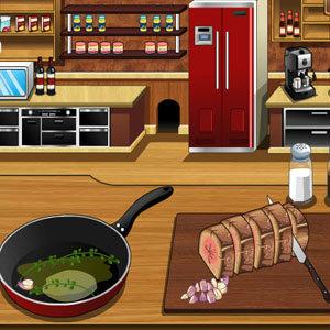 เกมส์ทำอาหาร เกมส์ทำสเต็กสไตล์ฝรั่งเศล