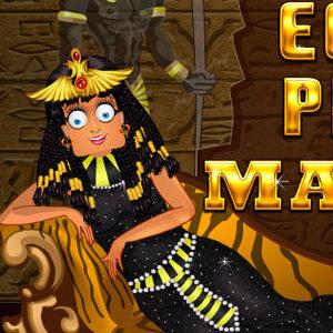 เกมส์แต่งตัว เกมส์แต่งตัวเจ้าหญิงประเทศอียิปต์