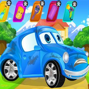 เกมส์รถแข่งเกมส์แต่งรถเด็ก