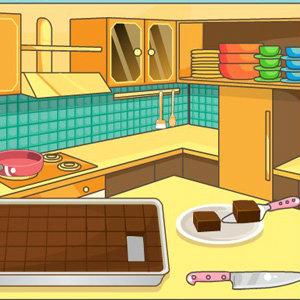 เกมส์ทำอาหาร เกมส์ทำช็อคโกแลตแสนอร่อย