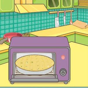 เกมส์ทำอาหาร เกมส์ทำพายแอปเปิ้ลแสนอร่อย