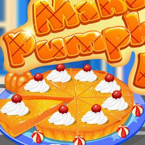 เกมส์ทำอาหาร เกมส์ทำเค้กลูกพลับแสนอร่อย
