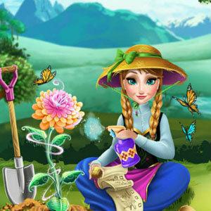 เกมส์ปลูกผัก เกมส์เจ้าหญิงปลูกดอกไม้