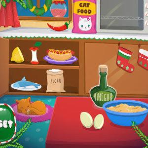 เกมส์ เกมส์ทำอาหารวันคริสมาสต์