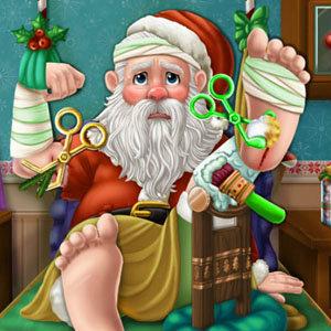 เกมส์อื่นๆ เกมส์ทำแผลให้ลุงซานต้า