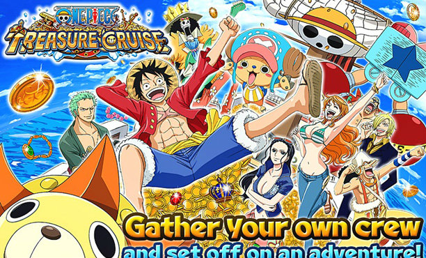 One Piece Treasure Cruise มีเวอร์ชั่นอังกฤษออกมาให้เล่นกันแล้ว