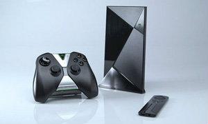 NVIDIA Shield เครื่องเกมใหม่ค่ายเขียวสเปกเทพ