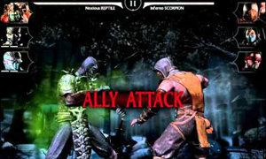 คลิปเกมเพลย์แรกจาก Mortal Kombat X for Mobile