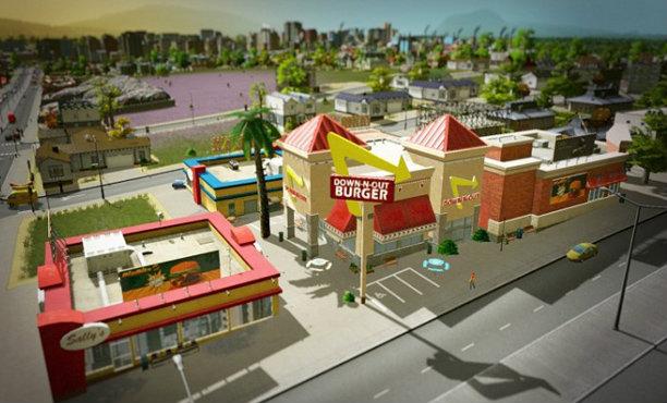 ศิลปินออกแบบตึกจาก SimCity มาร่วมทำ Mod ให้ Cities Skyline