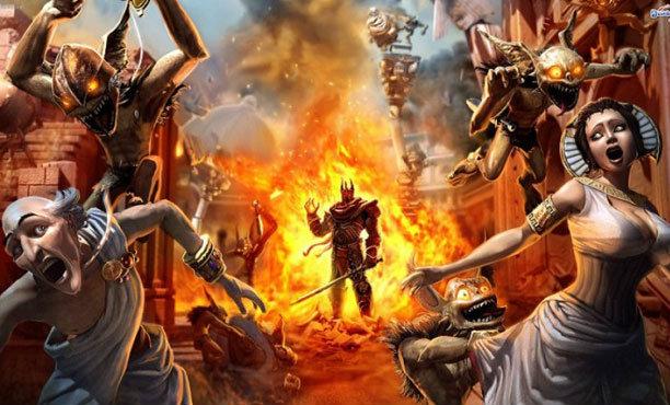 Codemaster แง้ม เกม Overlord 3 กำลังจะมา