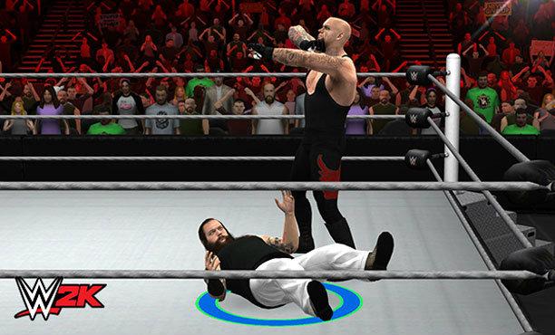 2K จัดเกม WWE ลงมือถือด้วย ปล้ำกันได้เร็วๆนี้