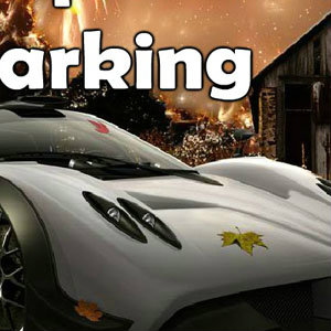 เกมขับรถ Spaceship Parking on Mars