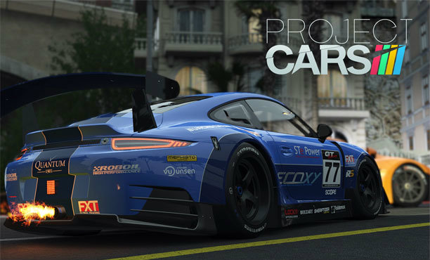 Project CARS ยันมาชัวร์ 8 พฤษภาคมนี้