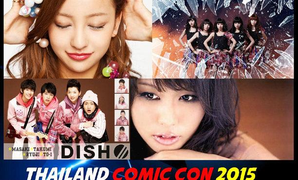 รวมภาพไฮไลต์กิจกรรมเด็ดๆ ในงาน Thailand Comic Con 2015