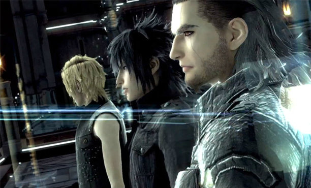Final Fantasy 15 เผยภาคนี้ไม่มีชะนีให้เล่นแน่