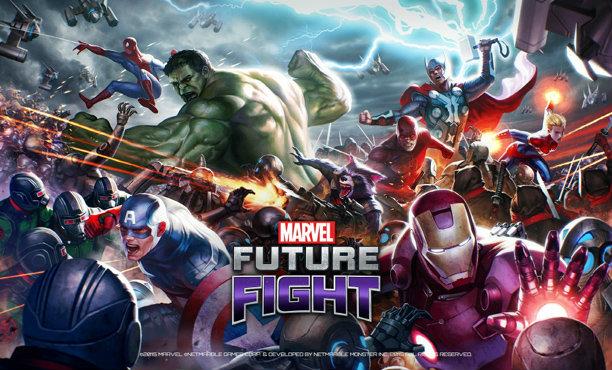 เกมส์ Marvel Future Fight โหลดกันได้ฟรี! ทั่วโลกแล้ววันนี้